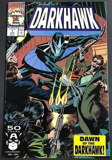 Darkhawk 1 VF/NM