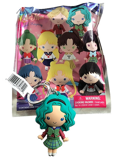 Sailor Moon Series 3 Michiru 3-D Figural Key Chain