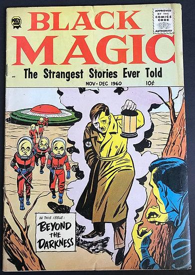 Black Magic (1950-1961 Prize/Crestwood) Vol. 7 #5 FN-
