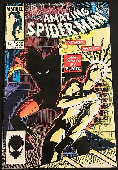 Amazing Spider-Man (1963 1st Series) #256 VF