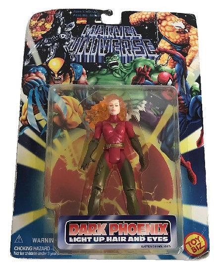 1996 Marvel Comics Marvel Universe Dark Phoenix Figure By Toy Biz