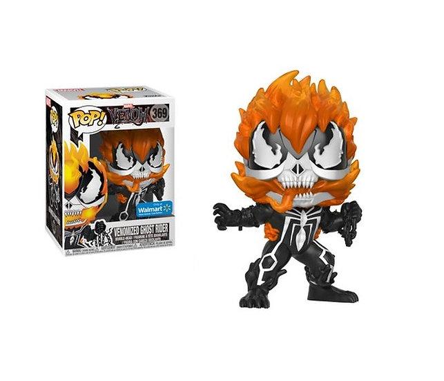 Venomized Ghost Rider 369 Walmart Exclusive