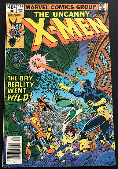 X-Men 128 VF/NM