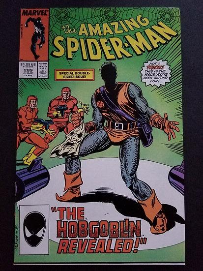 Amazing Spider-Man (Marvel) #289 NM-
