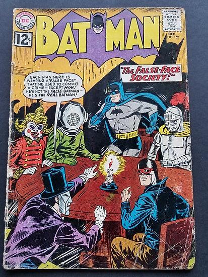 Batman (1940) #152 VG+
