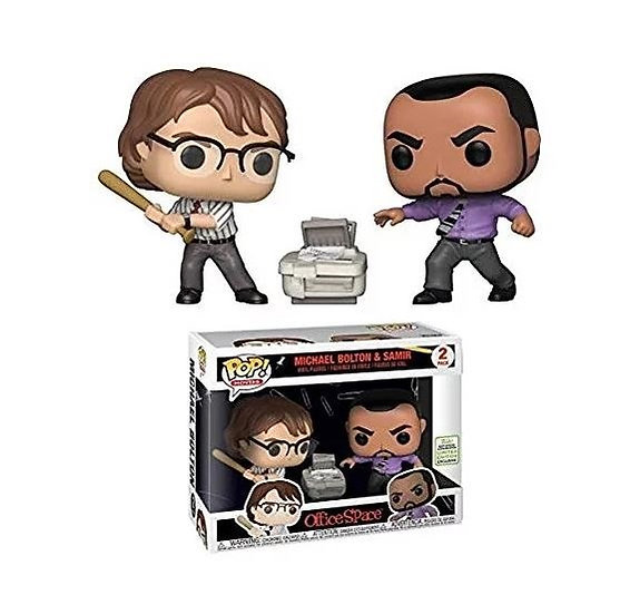 Office Space 2 Pack ECCC 2019 Exclusive