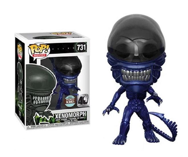 Alien Blue Metalic Xenomorph 731 Funko Specialty Series Exclusive