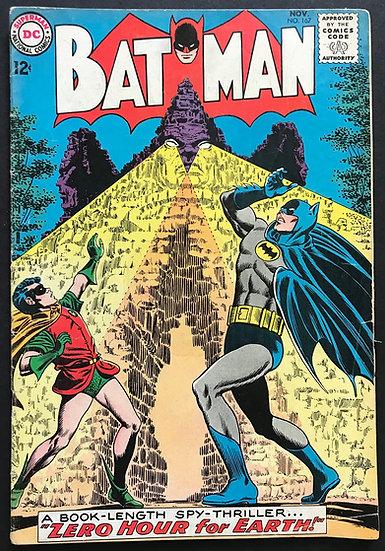 Batman (DC) #167 VG/FN