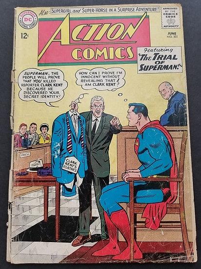 Action Comics #301 GD-