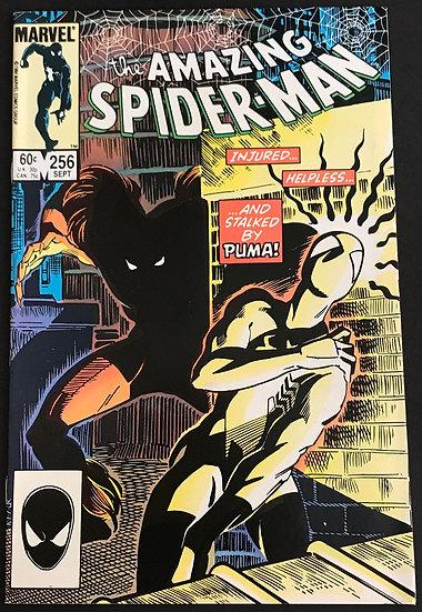 Amazing Spider-Man 256 NM-