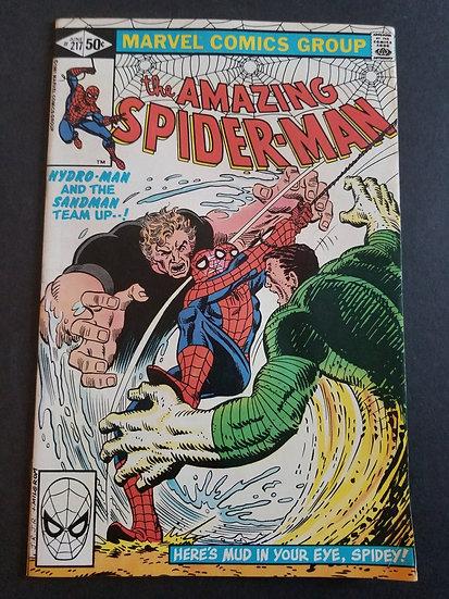 Amazing Spider-Man 217 FN/VF