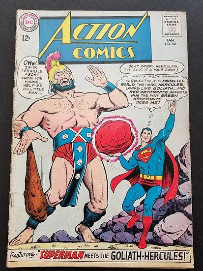 Action Comics #308 VG