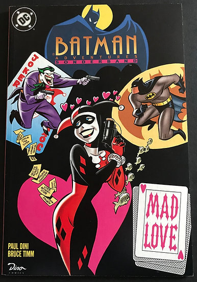 Batman Adventures Mad Love #1 NM [Foreign Variant]