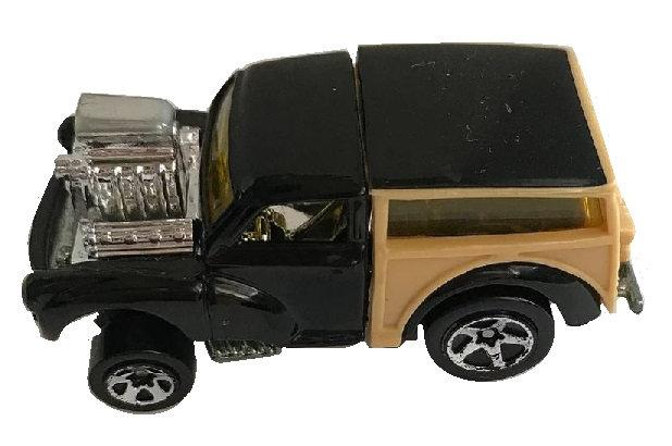 2001 Hot Wheels MG Rover [Die-Cast Loose]
