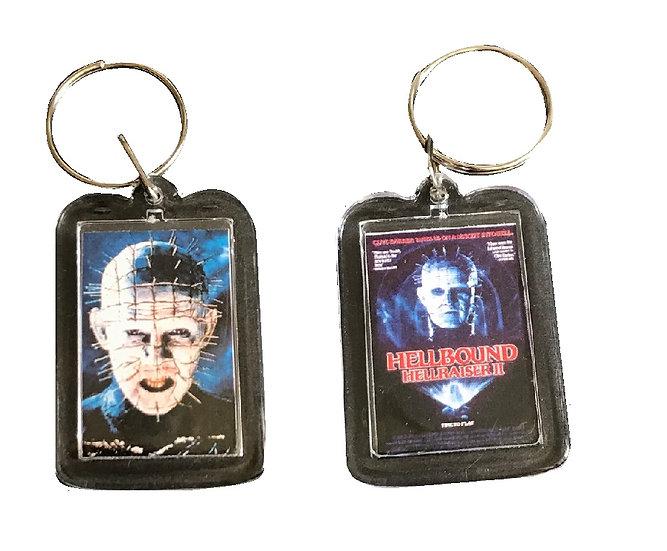 Hellbound Hellraiser ll Keychain
