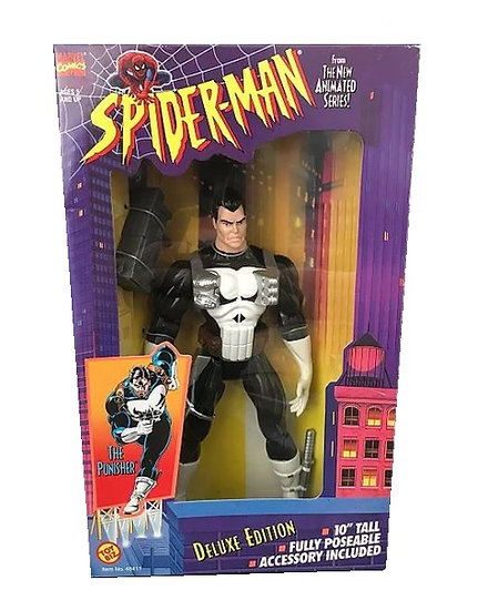 1995 Spider-Man From The New Animated Series Deluxe Edition The Punisher