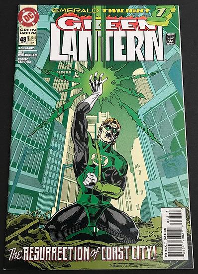 Green Lantern (2nd Series DC) #48