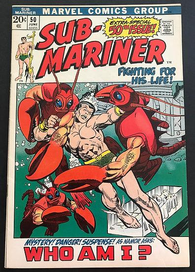 Sub-Mariner 50 VF