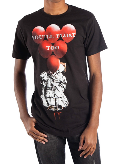 Movie It Pennywise Tee