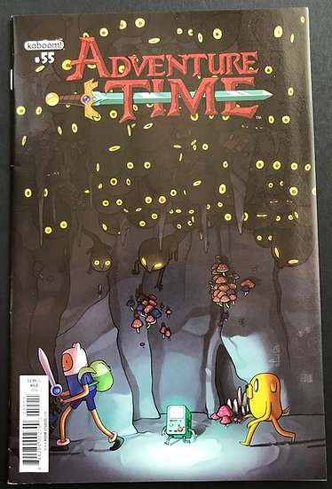 Adventure Time 55 VF