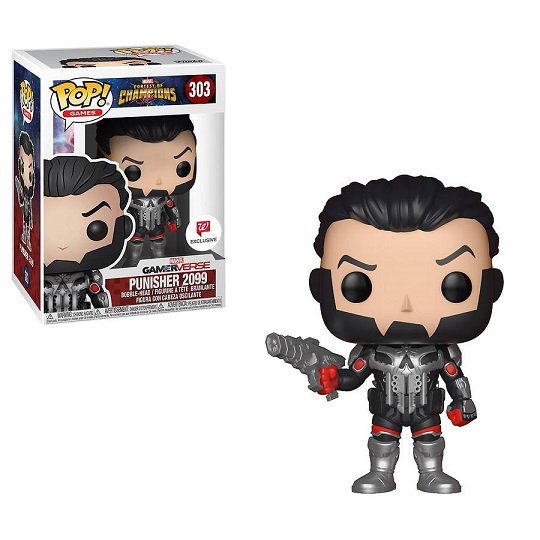 Gamerverse Punisher 2099 303 Walgreen Exclusive