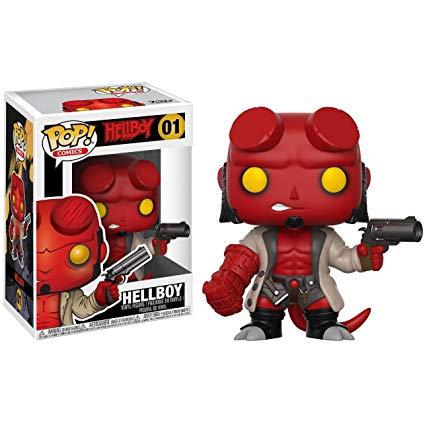 Hellboy Hellboy 01