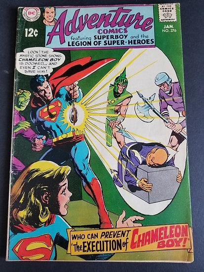 Adventure Comics (1938 1st Series) #376 FN