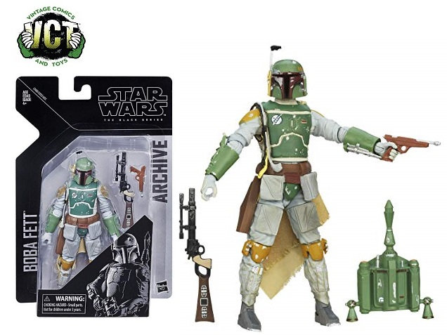 Star Wars The Black Series Archive Collection Boba Fett