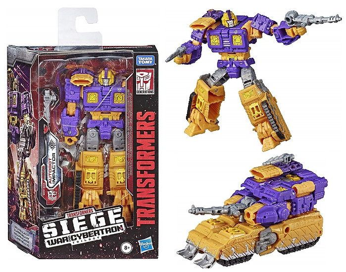 Transformers Generations War for Cybertron Trilogy 5.5 inch Autobot Impactor