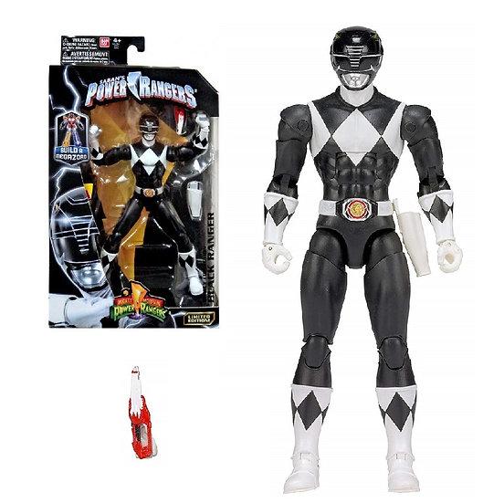 Saban's Power Ranger Legacy Black Ranger Action Figure