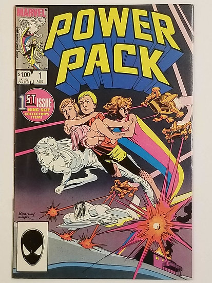 Power Pack 1 VF/NM 1st Appearance of Power Pack