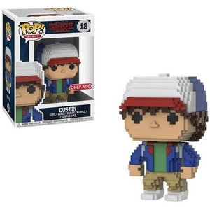 Funko Pop Stranger Things Dustin 18 Target Exclusive