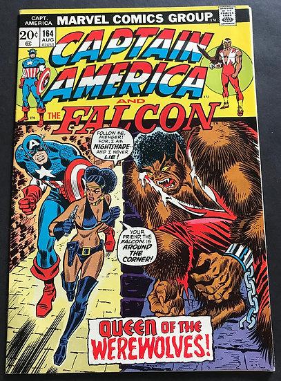 Captain America (Marvel ) #164 FN/VF