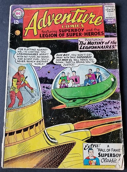 Adventure Comics 318 VG
