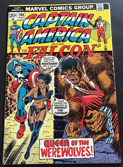 Captain America (Marvel ) #164 VF/NM