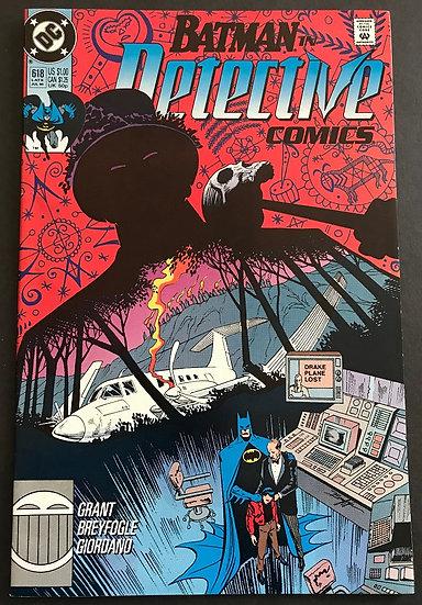 Detective Comics (1937 1st Series) #618