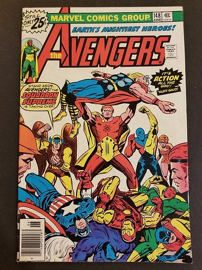 Avengers (Marvel ) #148 NM-