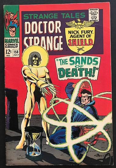 Strange Tales (1951-1976 1st Series) #158 FN