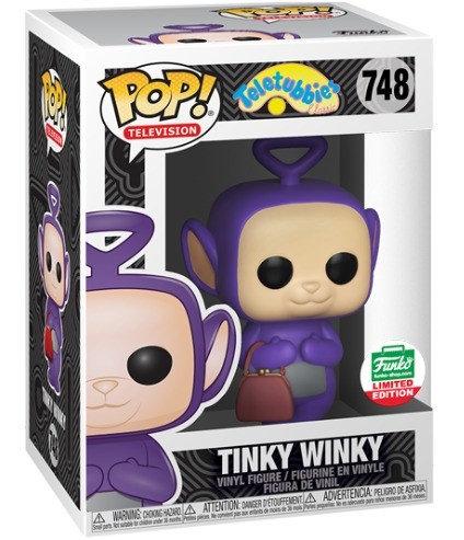 Funko Pop Teletubbies Classic Tinky Winky 748 Funko Limited Edition