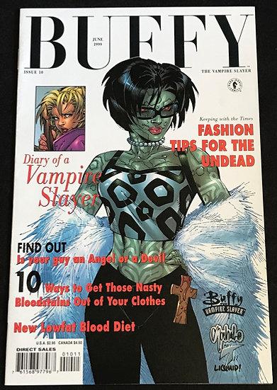 Buffy the Vampire Slayer (Dark Horse) #10 VF/NM