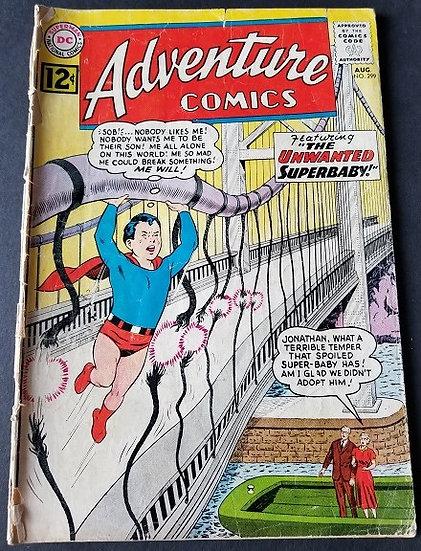 Adventure Comics (1938 1st Series) #299 GD/VG