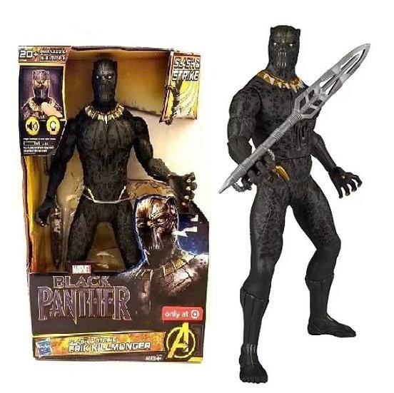 Marvel Black Panther Slash And Strike Erik Killmonger Figure Target Exclusive