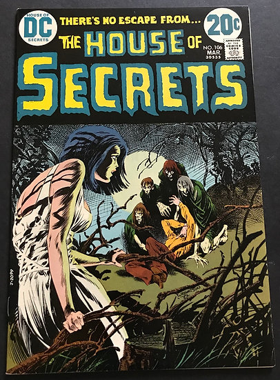 House of Secrets (1956 1st Series) #106 NM-