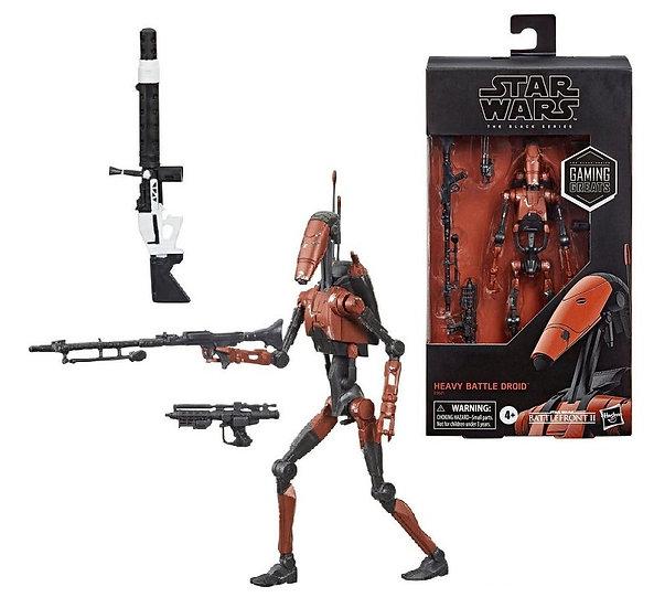 Star Wars Battlefront ll The Black Series Heavy Battle Droid