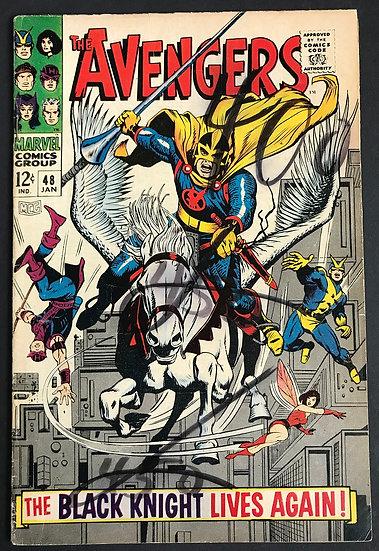 Avengers (1963 1st Series) #48 VG
