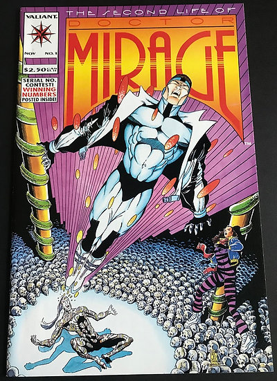 Second Life of Doctor Mirage (1993) #1A