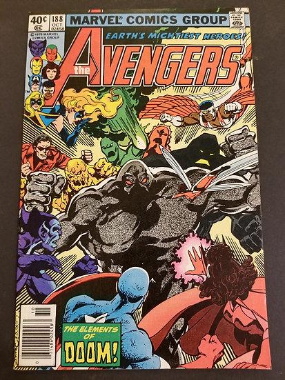 Avengers (Marvel ) #188 NM-