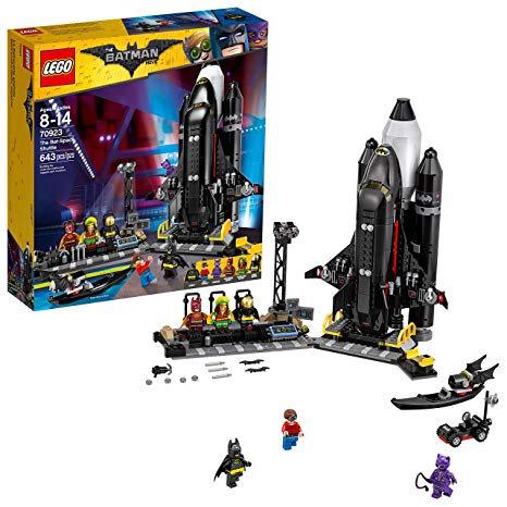 Lego The Batman Movie The Bat Space Shuttle 70923