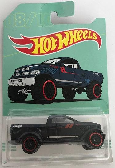 2017 Hot Wheels Dodge Power Wagon