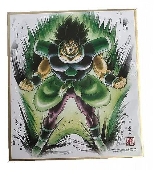 Dragon Ball Shikishi Art Dragon Ball Bandai Japan 2456755